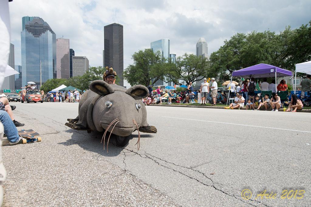 2013 Houston Art Car Parade