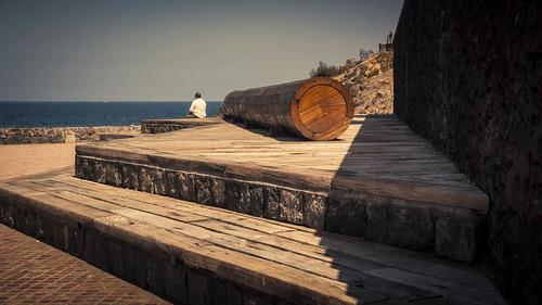 Face à l'océan (Watching the ocean) - Tenerife, Canaries - Photo : Gilderic