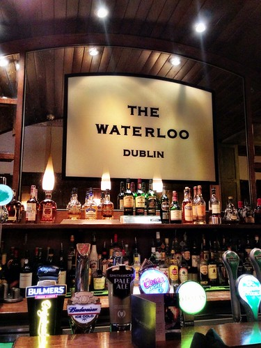 "The Waterloo - ""our"" pub in Dublin by SpatzMe"