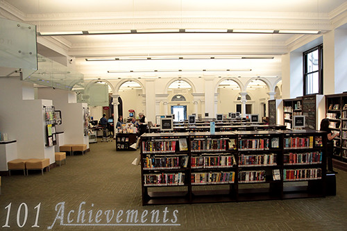 Carnegie Library Oakland