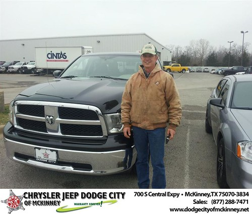 Dodge City McKinney Texas Customer Reviews and Testimonials-Brian K. Wallace by Dodge City McKinney Texas