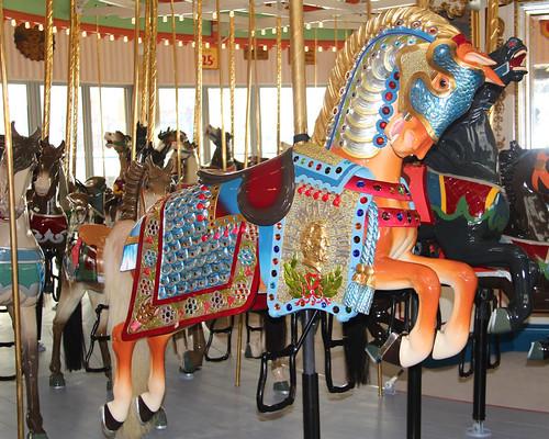 Lead Horse on B&B Carousell