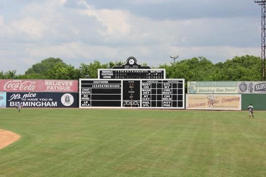 Rickwood Field, Birmingham AL