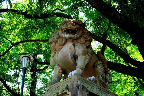 Yasaka Shrine 005r