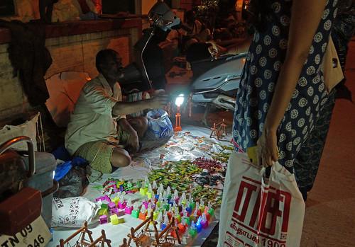 Selling Trinkets