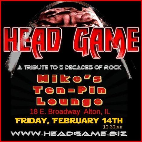 Head Game 2-14-14