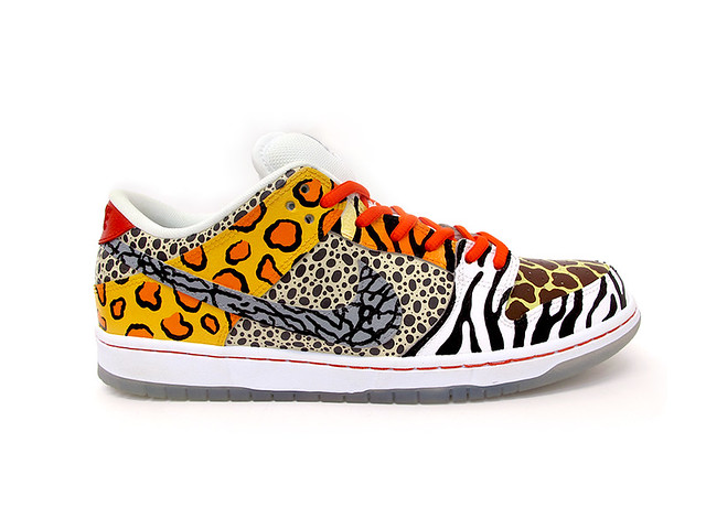On Safari Dunk SB