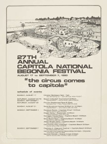 1980 - The Circus Comes to Capitola