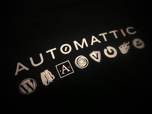 Automattic logo & products