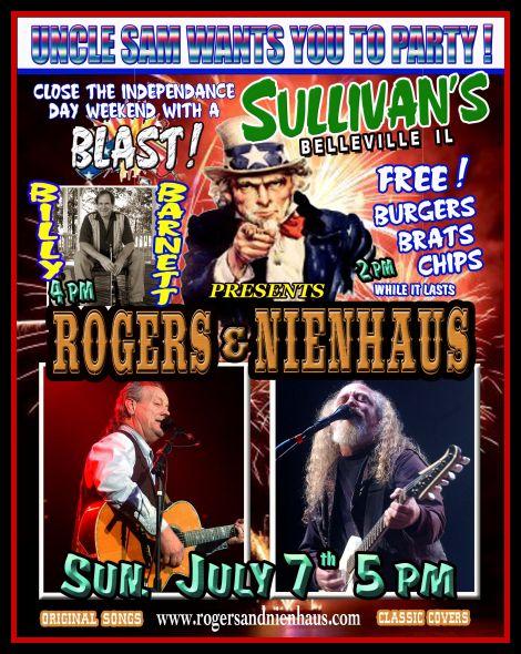 Sullivan's 7-7-13