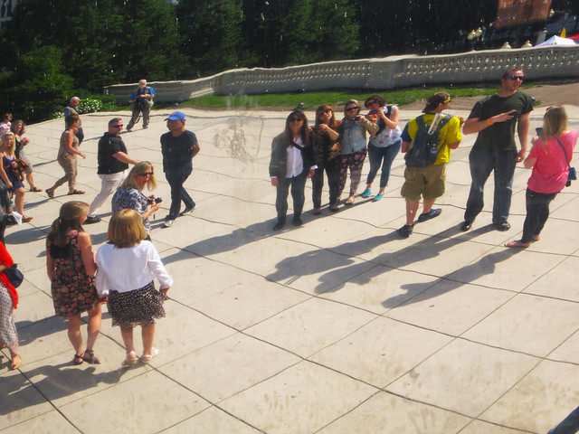 reflections in the bean 4