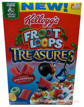 Kellogg's Fruit Loops Treasures