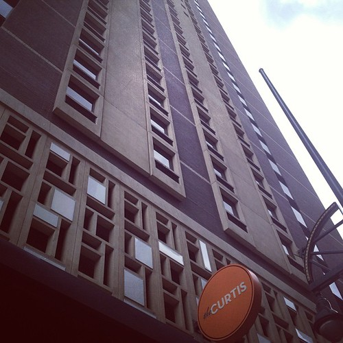 The Curtis #denver a funky hotel by @MySoDotCom