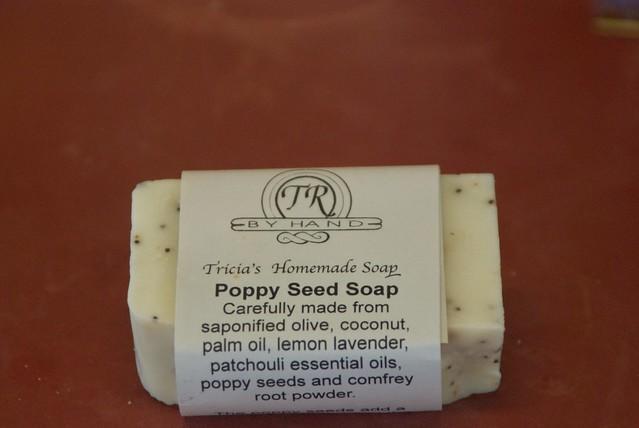 Poppy Seed Soap