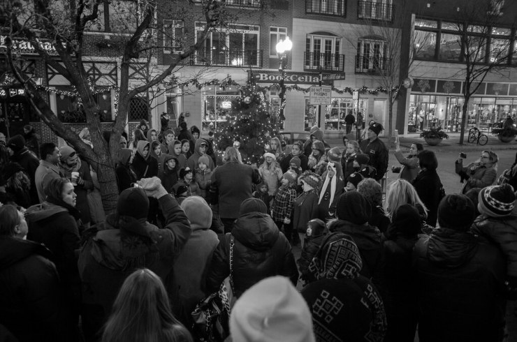 Carols at the Tree