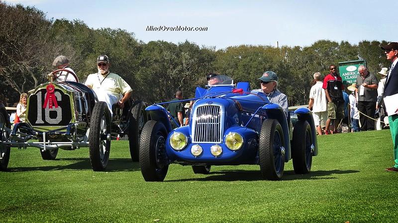 1939 Delage D6 3 Liter Grand Prix