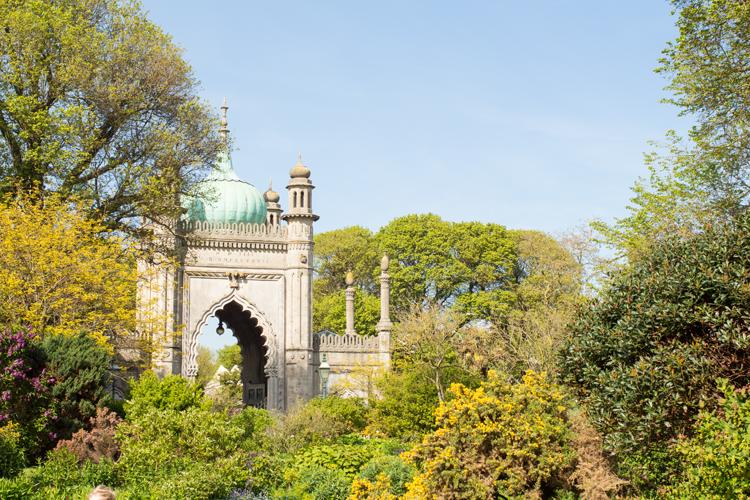 Brighton Pavilion Garden Arch