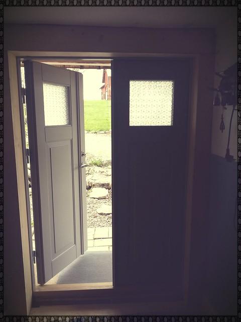 Nya dörrar
