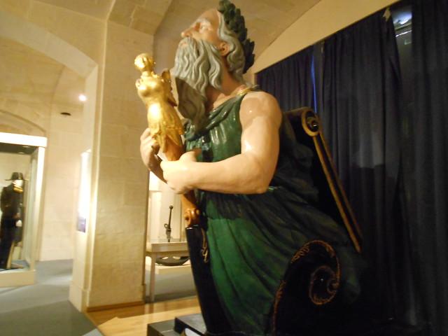 Mascarón de Proa Museum Marítimo Malta