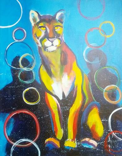 Cougar.1 by Kammyville