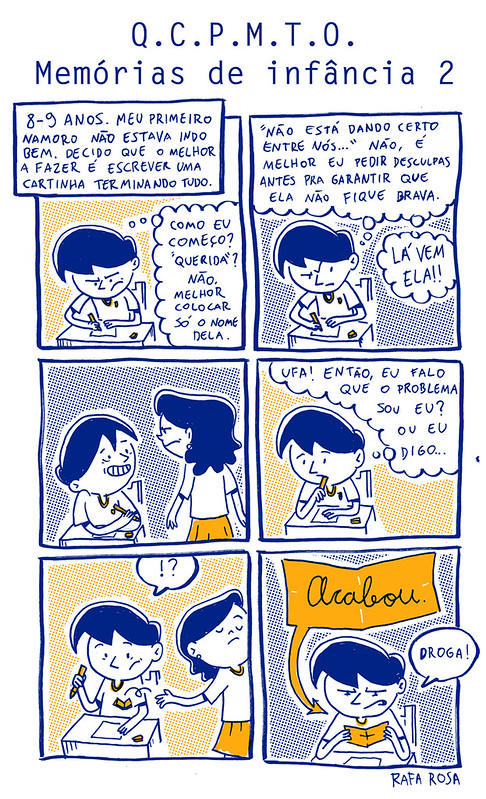 QCPMTO: Memórias de Infância 2