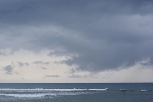 gloomy weather