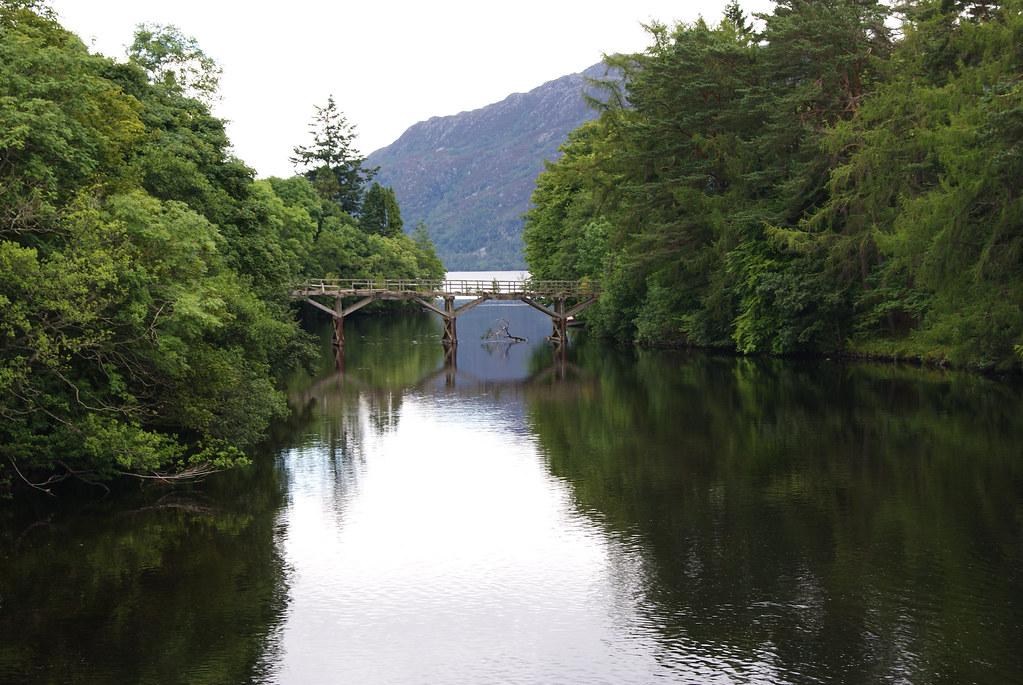 Bridge on the River Oich