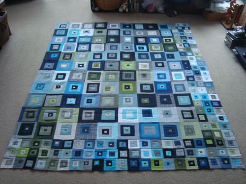 129 little blocks