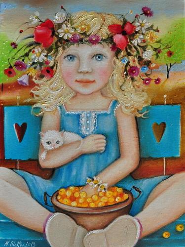 Mirabelle by Monica Blatton