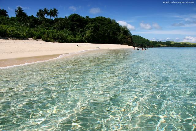 Calaguas beaches