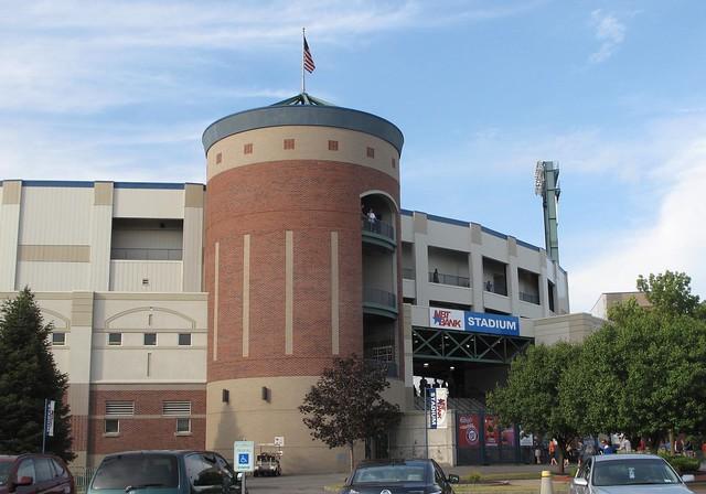NBT Bank Stadium, Syracuse (N.Y.), 20 July 2013