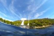 Sailing boat Puerto Pollensa