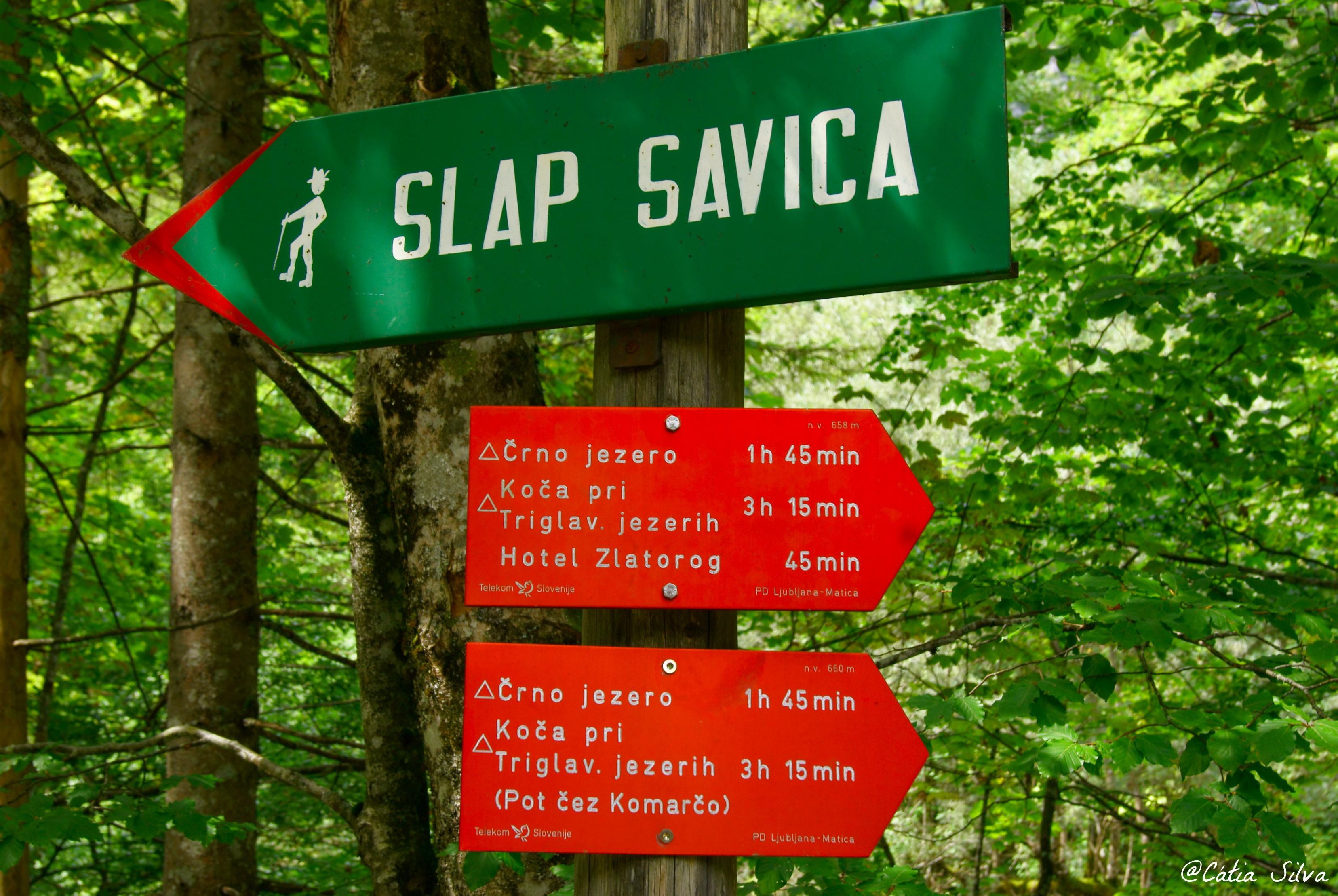 Slap Slavica - Lago Bohinj - Eslovenia (2)