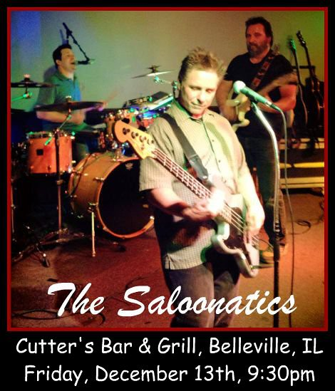 The Saloonatics 12-13-13