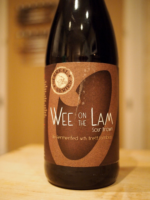 Oso Wee-On-The-Lam Sour Brown