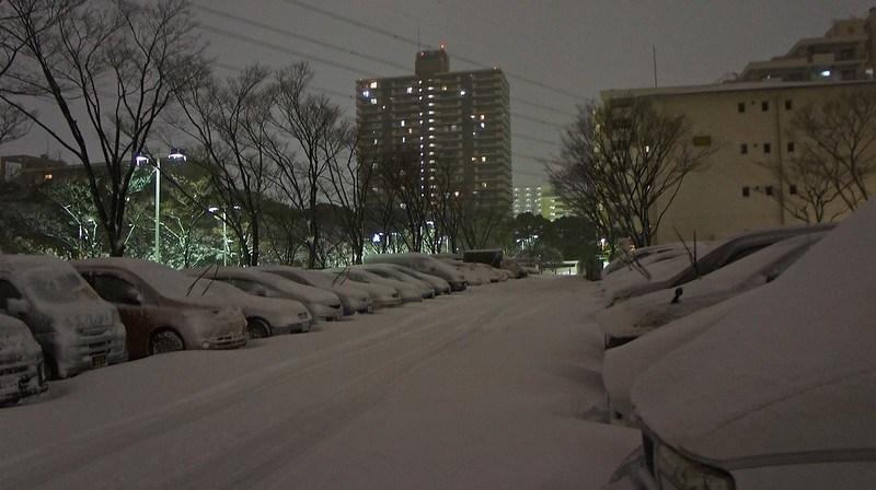 Parking lot 1-35 of Seishin cho Edogawa ku