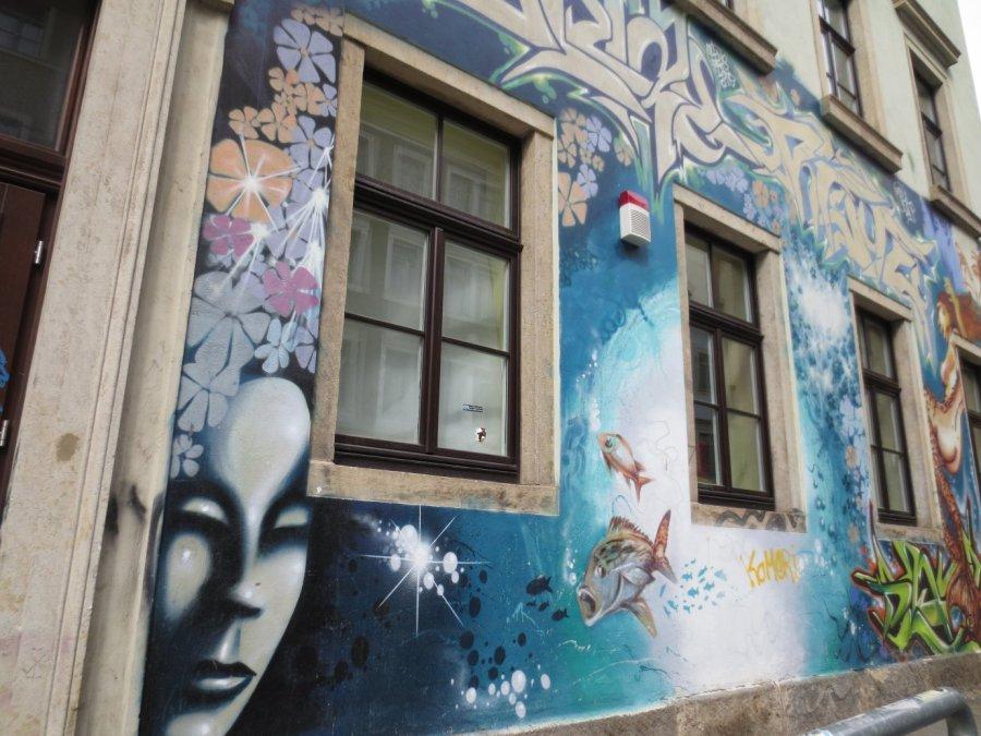 Street Dresden, foto door Epsilon | Standort Hamburg
