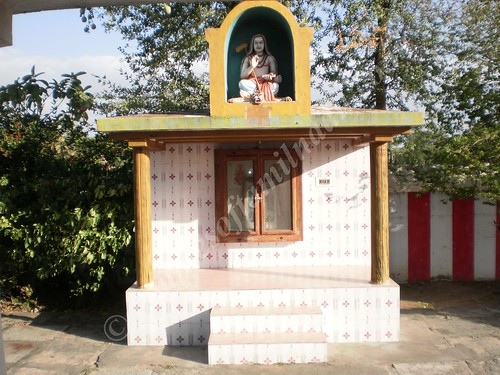 Mandapam commemorating the Visit of Shankaracharya, Ranganathapuram