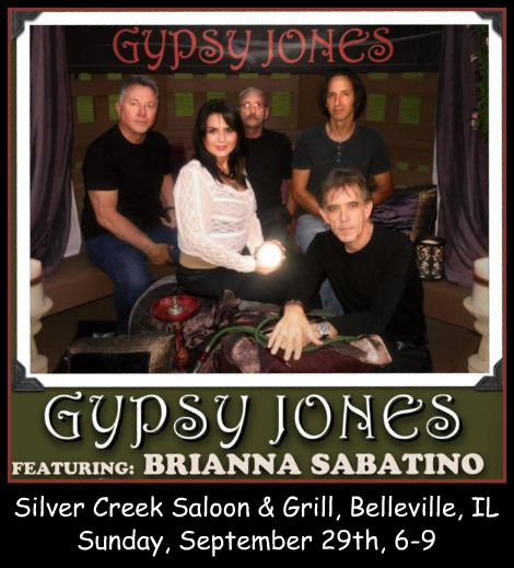 Gypsy Jones 9-29-13
