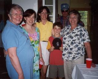 2001 Reunion