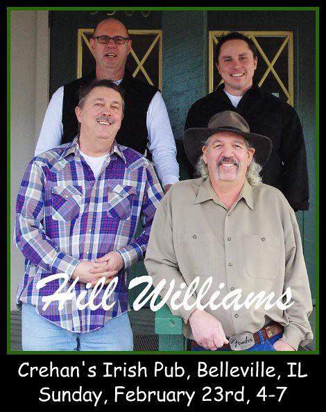 Hill Williams 2-23-14