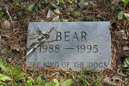 Fort McClellan Pet Cemetery, Anniston AL