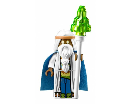 The LEGO Movie 70810 MetalBeard's Sea Cow Figures Vitruvius