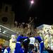 Jueves Santo 5-4-2012-desmontando el trono al termino de la procesion
