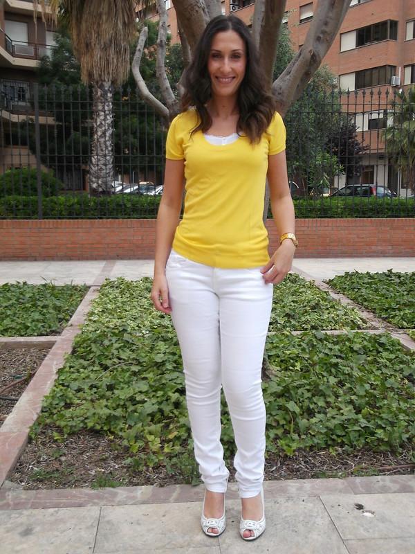 amarillo, blanco, white, yellow, low cost