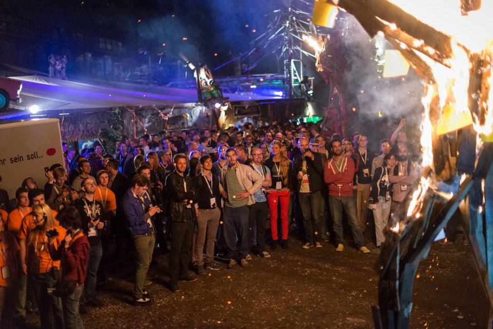 The European Pirate Summit 2013 Day 1- heisenbergmedia.com