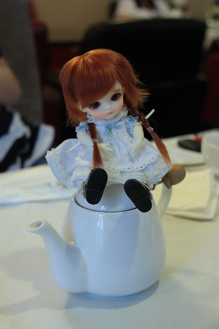 Dollfie Dream Meetup at T-Buds, Toronto