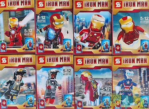 podrobka Iron Man