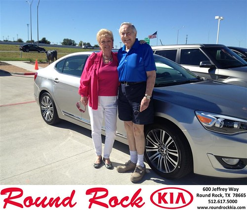 Happy Birthday to Anne Watson Henry from Bobby Nestler and everyone at Round Rock Kia! #BDay by RoundRockKia