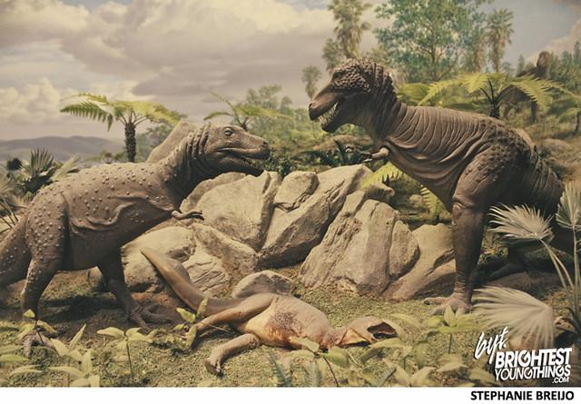 Smithsonian Dinosaur Exhibit Photos Brightest Young Things Stephanie Breijo11
